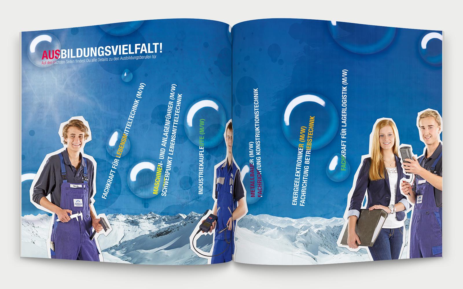 Adelholzner Broschüre Mockup 2