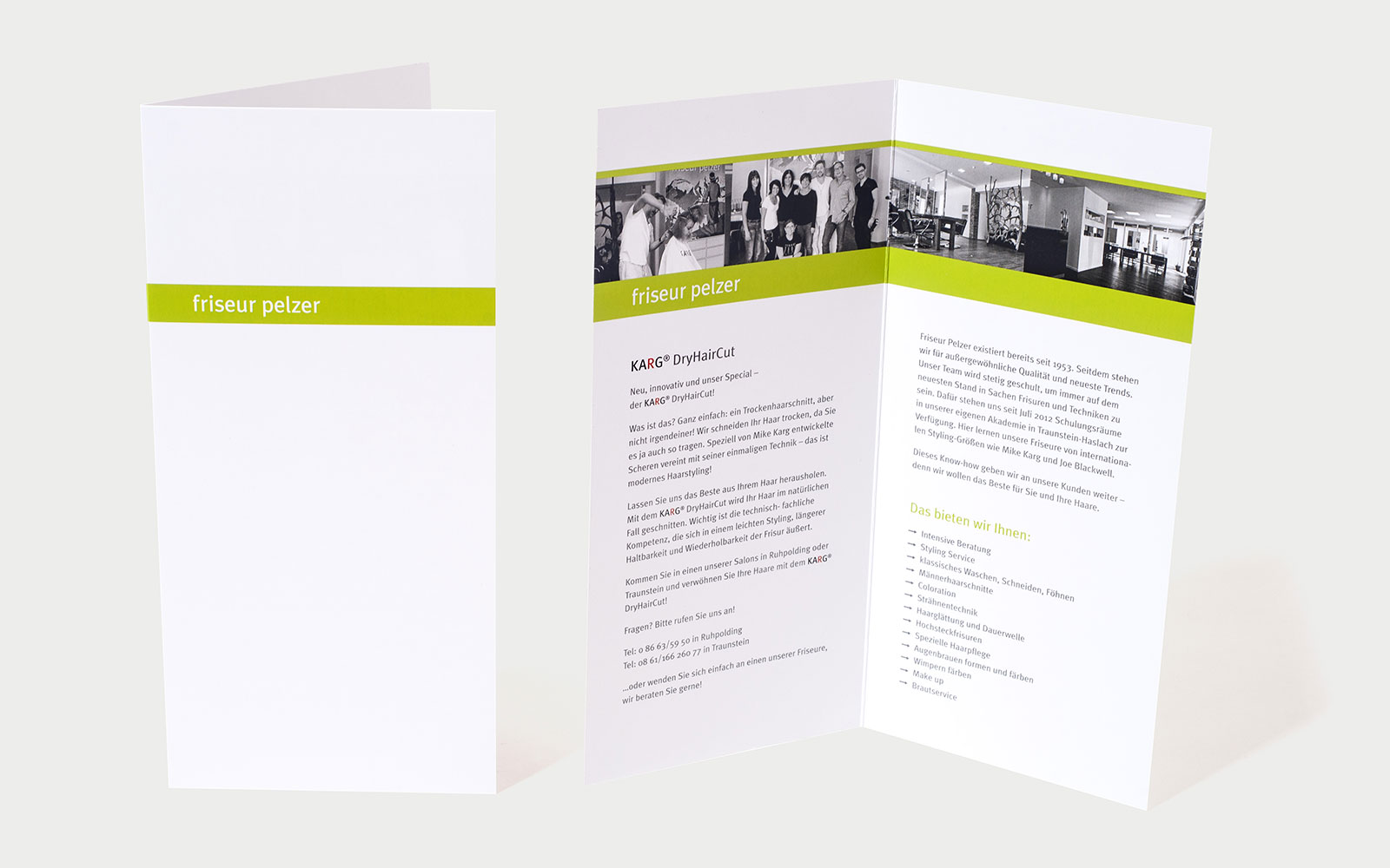 Pelzer Folder