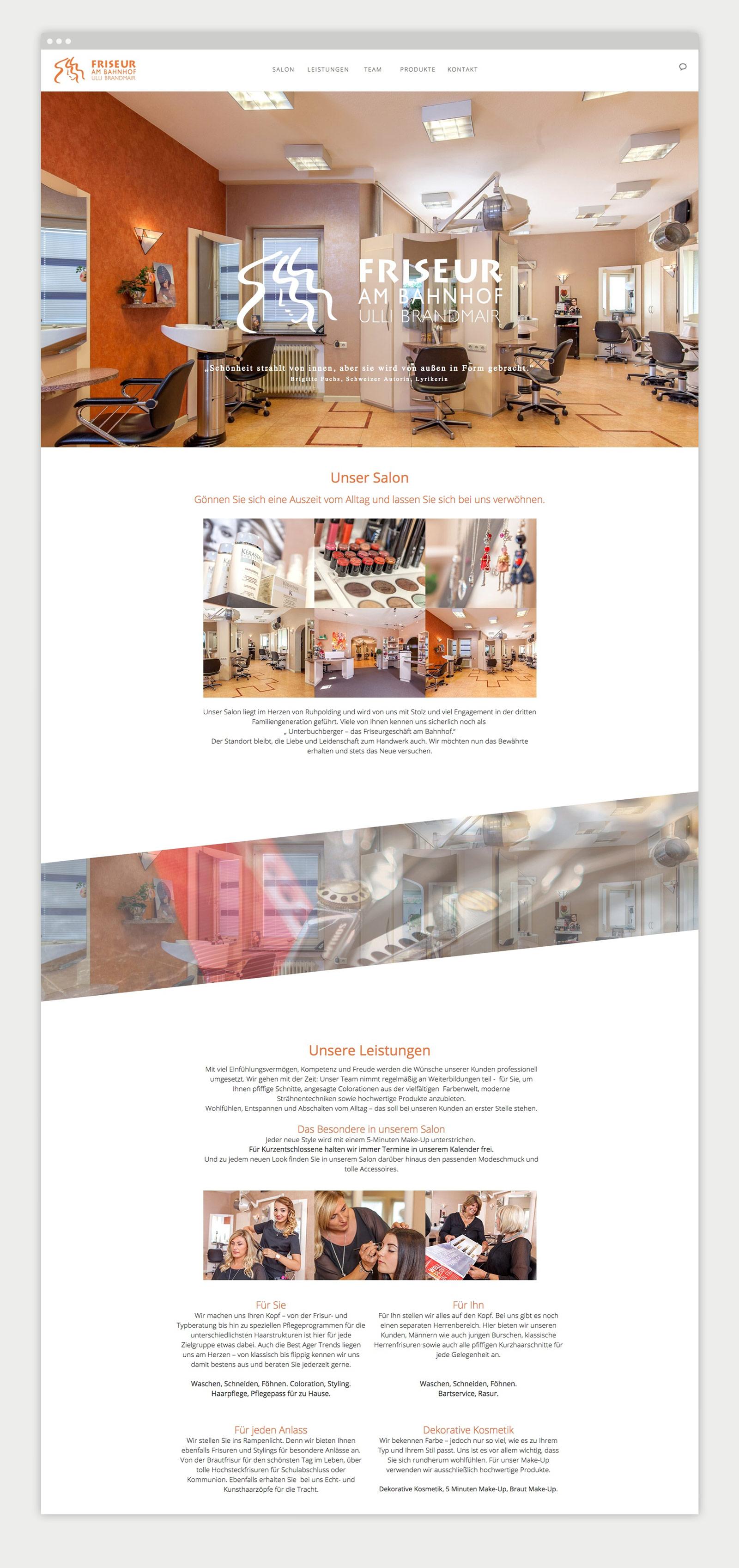 Friseur-am-Bahnhof-Website