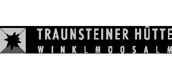 Traunsteiner Hütte Winklmoosalm