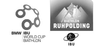 Biathlon Ruhpolding Logo