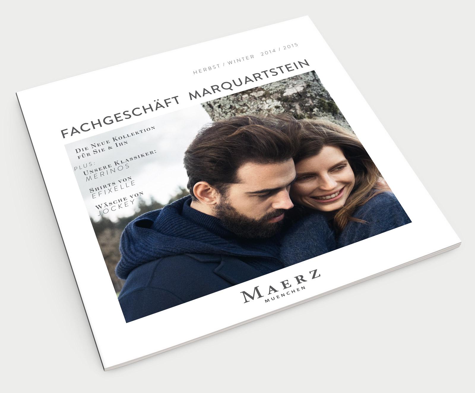 Maerz Muenchen Katalog Cover