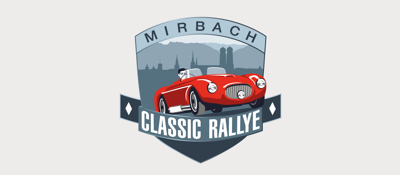 Mirbach Automobile fertiges Logo
