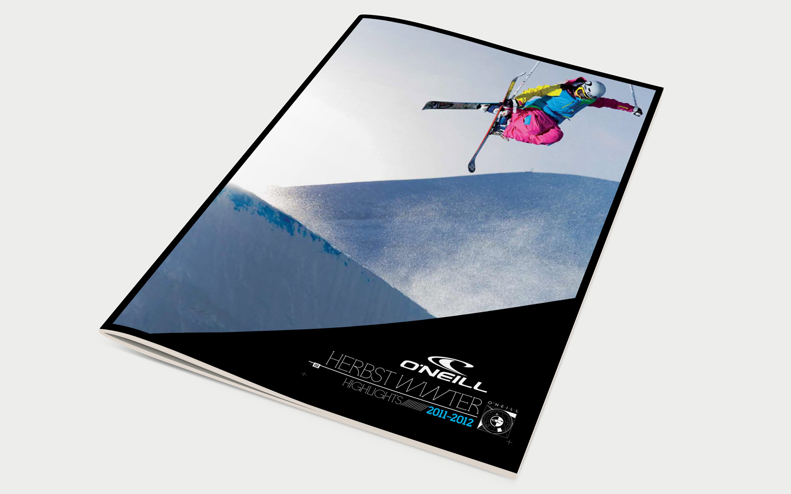 O´neill Winter Collection 2012/2013 Cover
