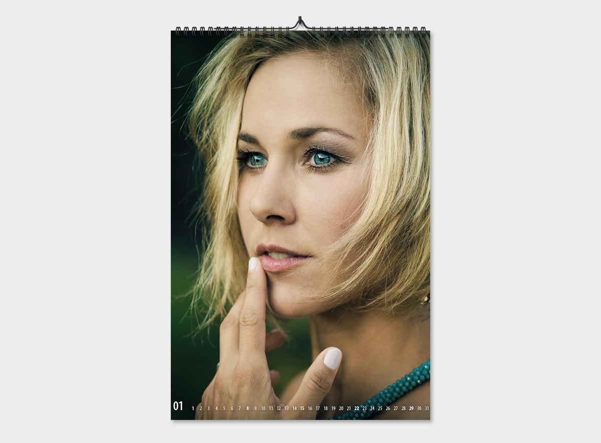 Kalender mit Steffi Böhler