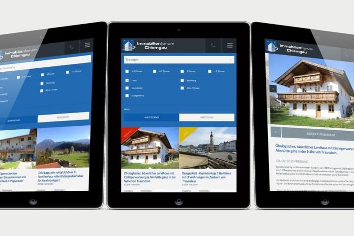 Immobilienforum Chiemgau